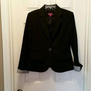 Black Merona Blazer size 2